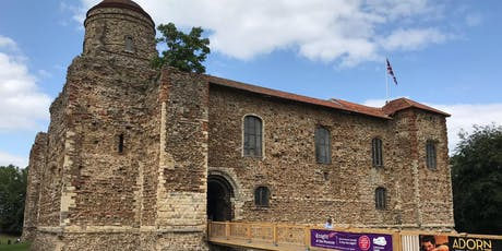 Colchester Castle - Paranormal Event tickets