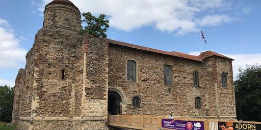 Colchester Castle - Paranormal Event