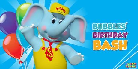 Bubbles' Third Birthday Bash tickets