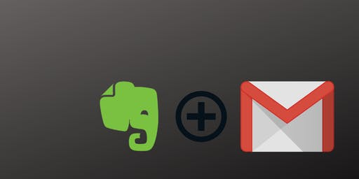 Using Evernote With Gmail