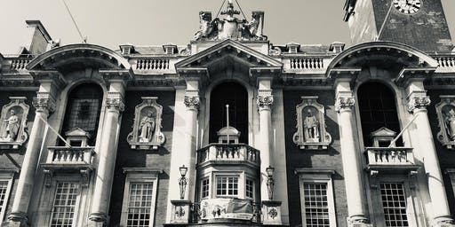 Colchester Town Hall - Paranormal Event