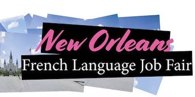 French Language Job Fair & Conferences