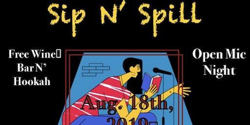 Sip N Spill