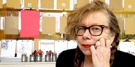 """What It Is"": A Talk on Creativity By Lynda Barry tickets"