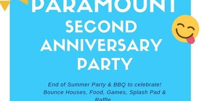 Paramount Anniversary Party & BBQ