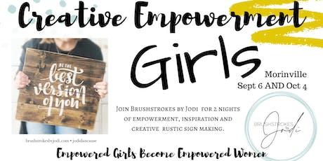 GIRLS NIGHT - Creative Empowement Series (Morinville) tickets