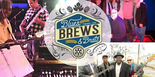 Fremont Rotary Blues, Brews & Brats 2019