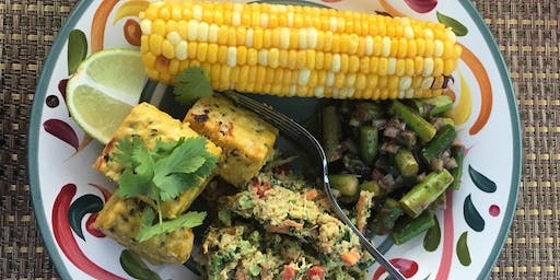 Summer's Bounty WFPB Cooking Demo
