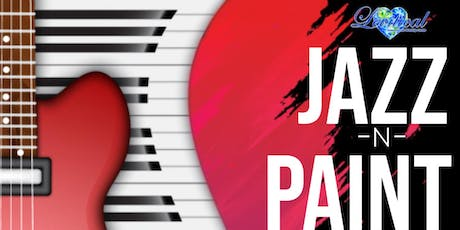 Jazz and Paint Party tickets