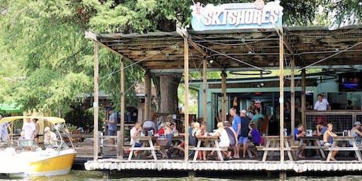 August Lakeside Yoga Brunch & Boating at Ski Shores