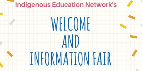 IEN & DKP Welcome and Information Fair tickets