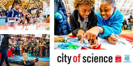 CITY OF SCIENCE 2019: Staten Island tickets