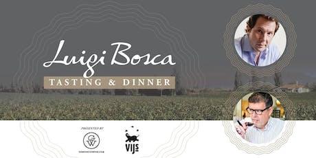 Gismondi on Wine presents Luigi Bosca @ Vij's tickets