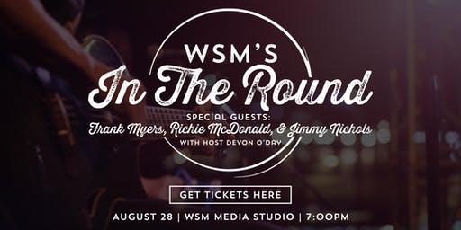 WSM's Songwriters Night with Devon O'Day