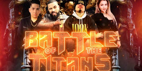 Battle of the Titans  tickets