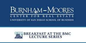 Breakfast at the BMC Lecture Series: The Real Estate...