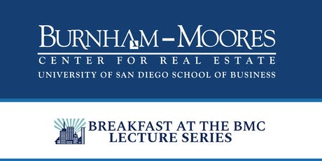 Breakfast at the BMC Lecture Series: The Real Estate Entrepreneur's Journey tickets