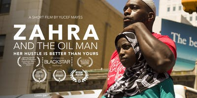 ZAHRA AND THE OIL NEWARK PREMIERE SCREENING