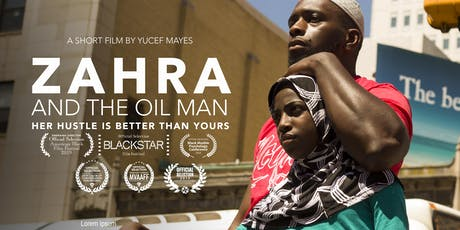 ZAHRA AND THE OIL NEWARK PREMIERE SCREENING tickets