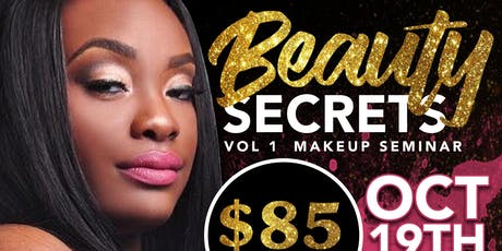Beat By Glam Presents: Beauty Secrets Vol. 1 tickets