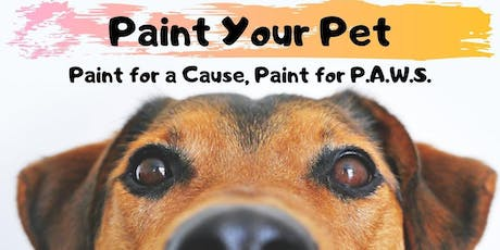 Paint Your Pet at Leo's tickets
