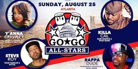 GoGo AllStars Atlanta #2 tickets
