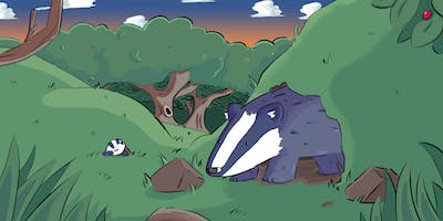 Burrowing Badgers