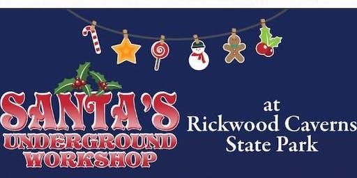 Santa's Underground Workshop