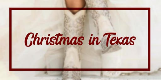 Styled Shoot: Christmas in Texas
