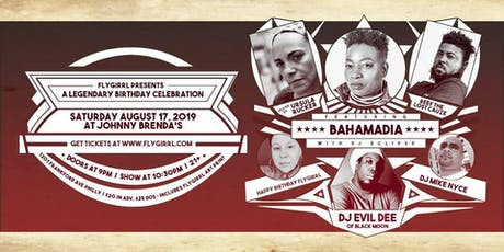 Bahamadia, Evil Dee, Ursula Rucker, Reef The Lost Cauze + DJ Mike Nyce tickets
