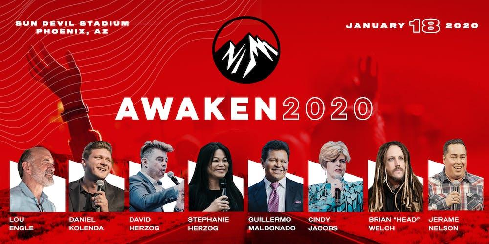 AWAKEN 2020 Tickets, Sat, Jan 18, 2020 at 10:00 AM | Eventbrite