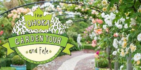 Ohoka Garden Tour & Fete 2019 tickets