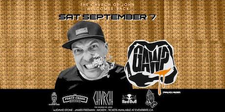 GAWP - Edmonton tickets