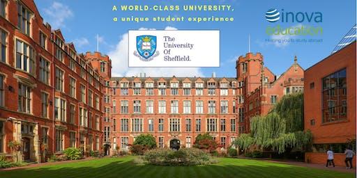 La Universidad de Sheffield - asesoría personal Cancún
