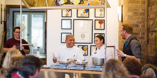 Meet the Chef Fall Series - Oct. 9