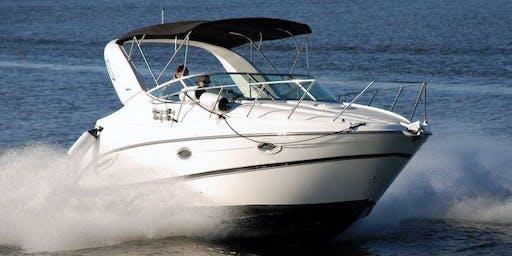 Escursione in barca sulla suggestiva località abruzzese Ripari di Giobbe