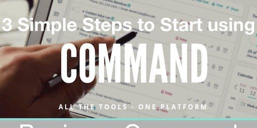 3 Steps to Command- Gig Harbor