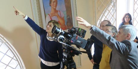MASTERCLASS: RUSSIA BEHIND THE CAMERA - ARCHIVES, ART AND REVOLUTION tickets