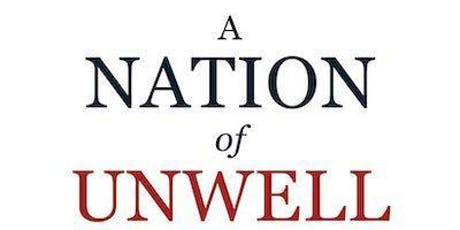A Nation of Unwell 'What's gone wrong' Author Book Signing by Dr. K.Gedroic tickets