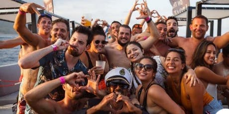 MIAMI PARTY BOAT tickets