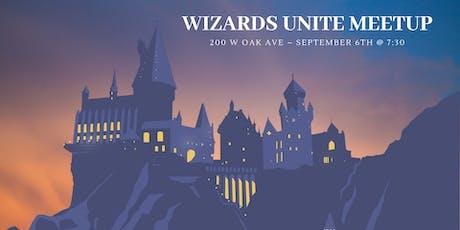 Wizards Unite Meetup tickets