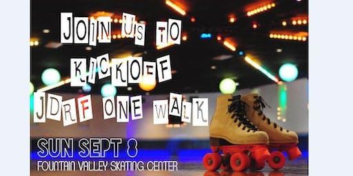 JDRF OneWalk Kickoff