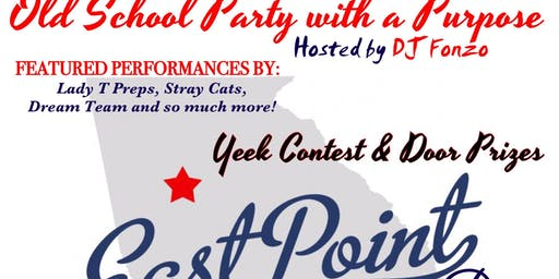 EAST POINT THROWBACK PARTY