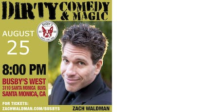 Magic Castle Magician Plus Dirty Comedy! tickets