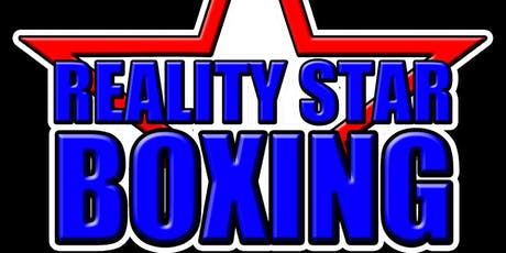 Reality Star Boxing tickets