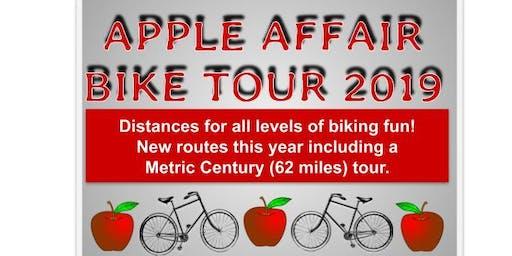Galesville Apple Affair Bike Tour 2019