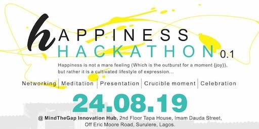 Happiness Hackathon 0.1