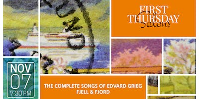 THE COMPLETE SONGS OF EDVARD GRIEG: FJELL & FJORD