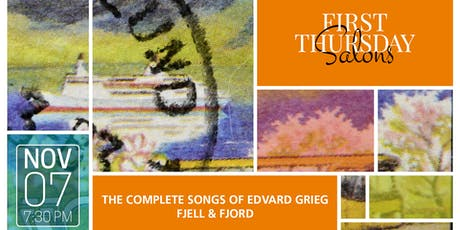 THE COMPLETE SONGS OF EDVARD GRIEG: FJELL & FJORD tickets