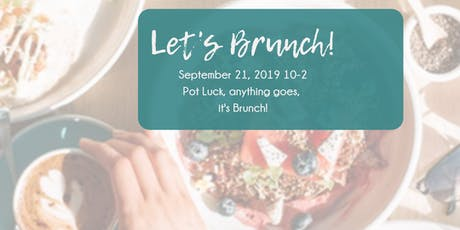 Potluck Brunch as we gather TOGETHER! tickets